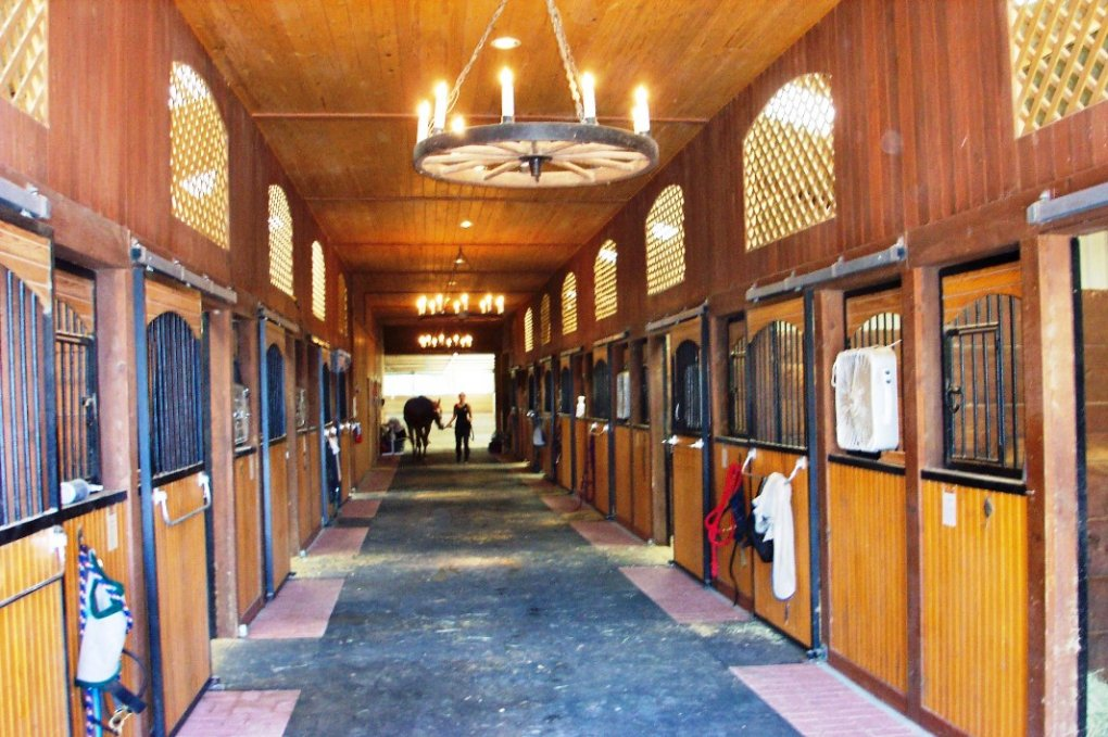 Indoor Stables